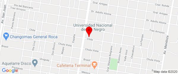 Chile 753, General Roca, Río Negro
