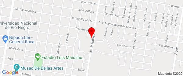 Av. Mendoza 814, General Roca, Río Negro