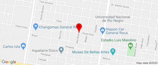 Chula Vista 1145, General Roca, Río Negro