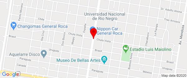 Av. Gral. Julio Argentino Roca 631, General Roca, Río Negro