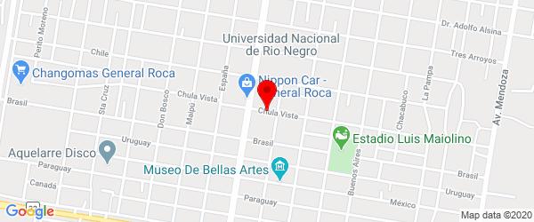 Chula Vista 724, General Roca, Río Negro