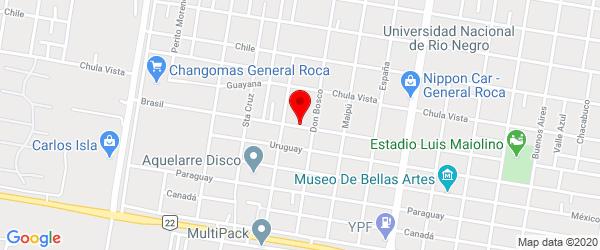 Brasil 1375, General Roca, Río Negro