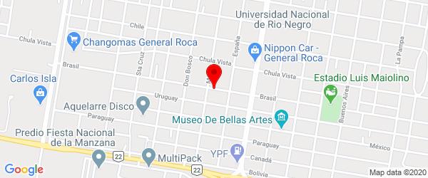 Brasil 967, General Roca, Río Negro