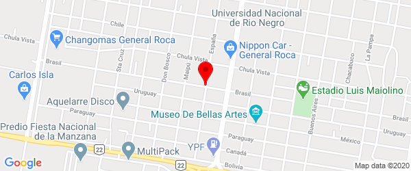 Brasil 901, General Roca, Río Negro
