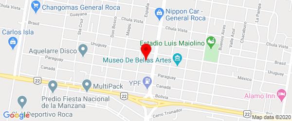 México 859, General Roca, Río Negro