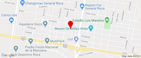 México 923, General Roca, Río Negro
