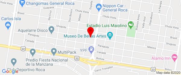 México 855, General Roca, Río Negro