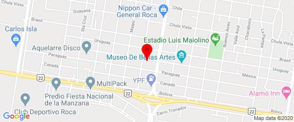 México 884, General Roca, Río Negro