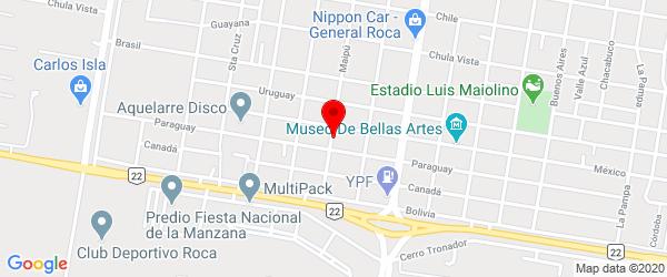 Maipú 853, General Roca, Río Negro
