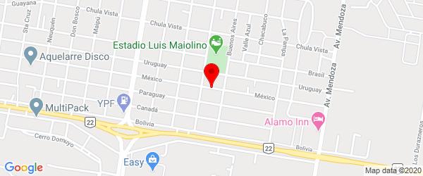 México 420, General Roca, Río Negro