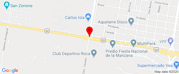 San Juan, General Roca, Río Negro