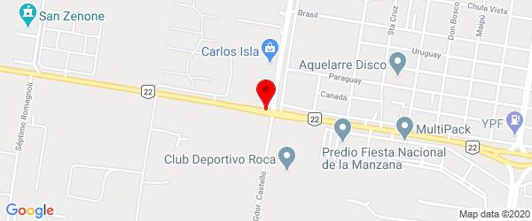 Magallanes, General Roca, Río Negro