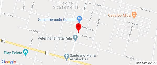 Vintter 302, Stefenelli, Río Negro
