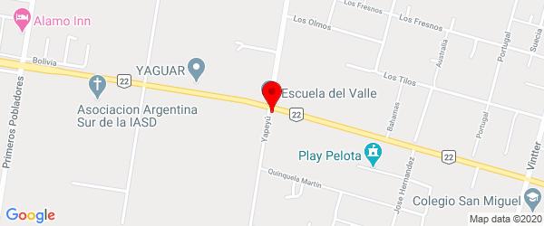 Yapeyu, General Roca, Río Negro