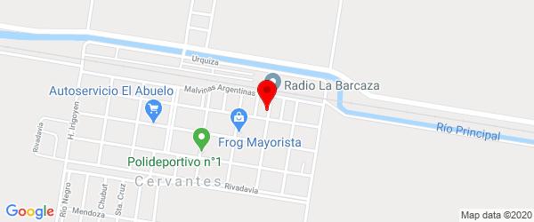 9 de Julio 63, Cervantes, Río Negro
