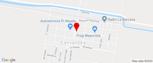 Manuel Belgrano 492, Cervantes, Río Negro