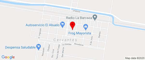 Manuel Belgrano 520, Cervantes, Río Negro