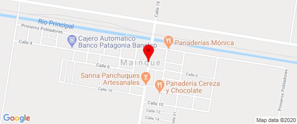 Calle 17, Mainque, Río Negro