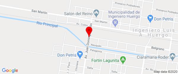 Belgrano, Ingeniero Huergo, Río Negro