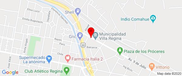 Av. Rivadavia 272, Villa Regina, Río Negro