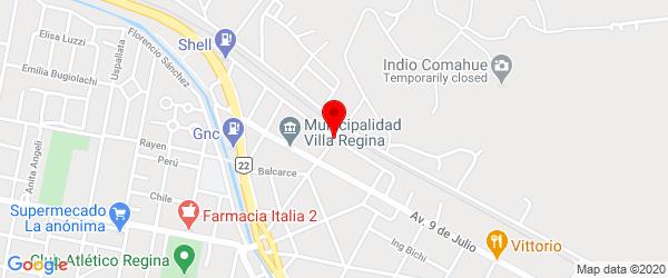 11 de Septiembre 36, Villa Regina, Río Negro