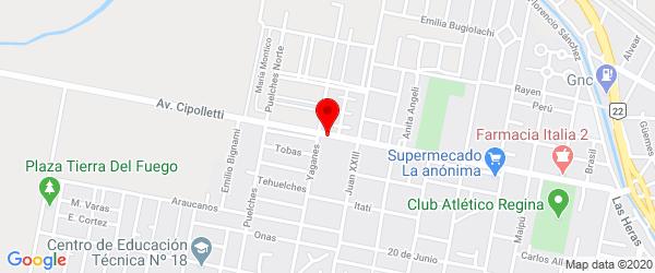 Av. Cipolletti 731, Villa Regina, Río Negro
