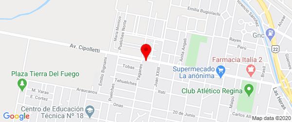 Av. Cipolletti 2240, Villa Regina, Río Negro