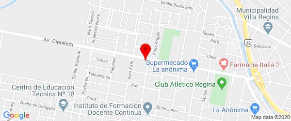 Av. Cipolletti 818, Villa Regina, Río Negro