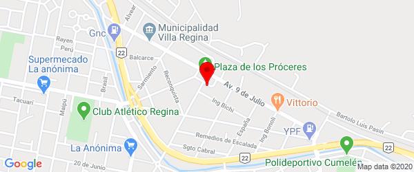 Yrigoyen 133, Villa Regina, Río Negro