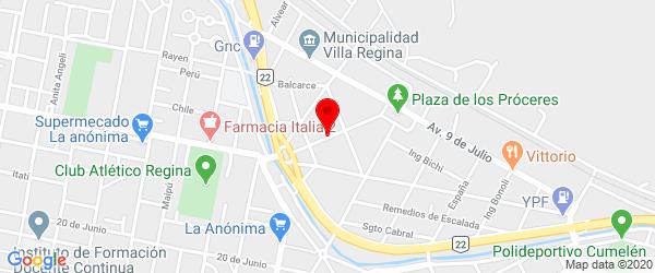 Venecia 182, Villa Regina, Río Negro