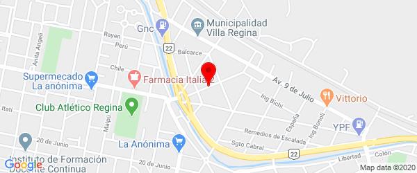 25 de Mayo 136, Villa Regina, Río Negro
