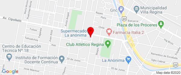 Av. Cipolletti 502, Villa Regina, Río Negro