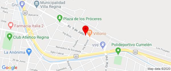 9 de Julio 345, Villa Regina, Río Negro