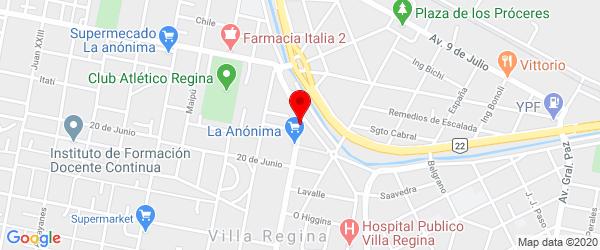 Av. Mitre 152, Villa Regina, Río Negro