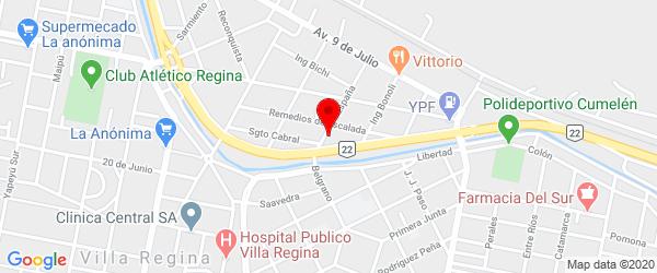España 178, Villa Regina, Río Negro