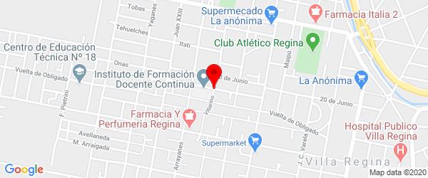 Alem 626, Villa Regina, Río Negro