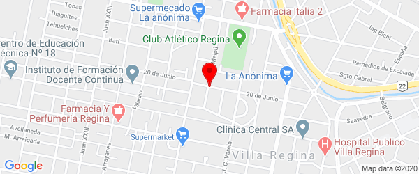 24 de Junio 167, Villa Regina, Río Negro