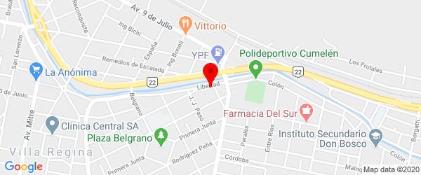 Libertad 519, Villa Regina, Río Negro