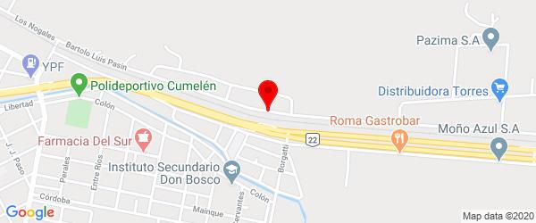 Pasin Bartolo Luis 1000, Villa Regina, Río Negro