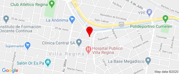 L. Beltran 322, Villa Regina, Río Negro