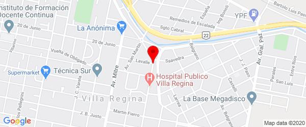 L. Beltran, Villa Regina, Río Negro