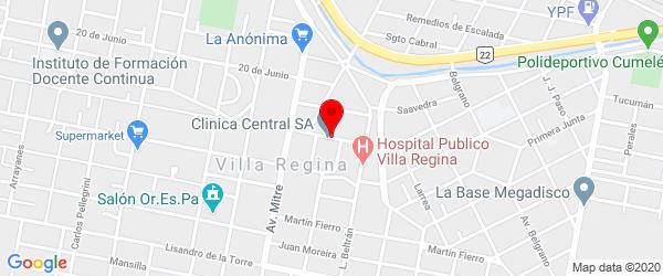 O'Higgins 101, Villa Regina, Río Negro