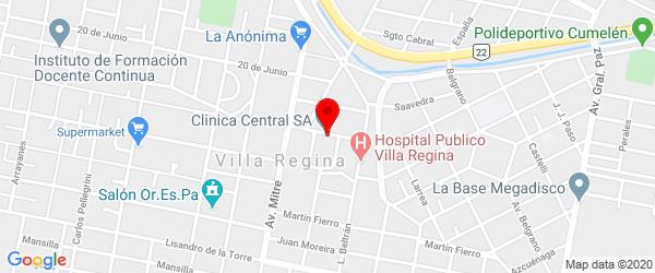 O'Higgins 109, Villa Regina, Río Negro