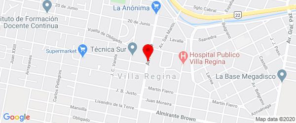 Av. Mitre 541, Villa Regina, Río Negro
