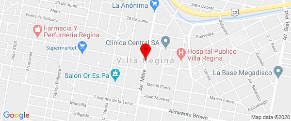 Uruguay, Villa Regina, Río Negro