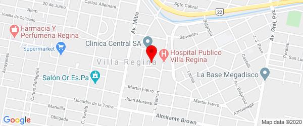 Paso de los Patos 462, Villa Regina, Río Negro
