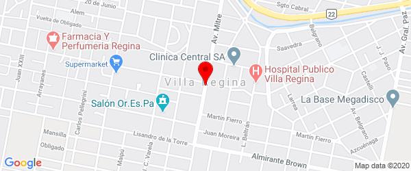 Av. Mitre 550, Villa Regina, Río Negro