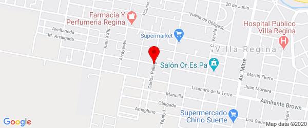 Pellegrini 553, Villa Regina, Río Negro