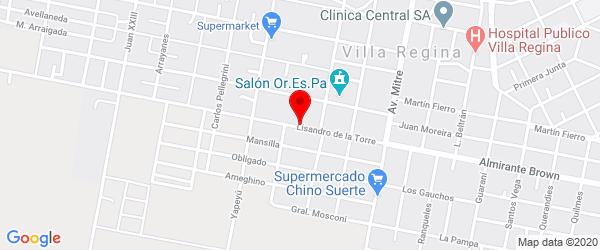 Lisandro de la Torre 271, Villa Regina, Río Negro