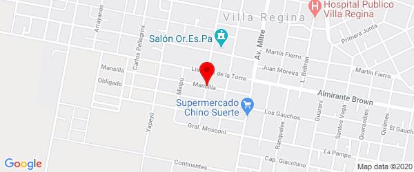 Mansilla 11, Villa Regina, Río Negro